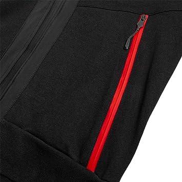 Venum Veste Laser 2.0 Rouge et Noir: : Sports et
