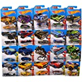 Hot Wheels Toy Car 2016 Fall Editions - Set Of 9