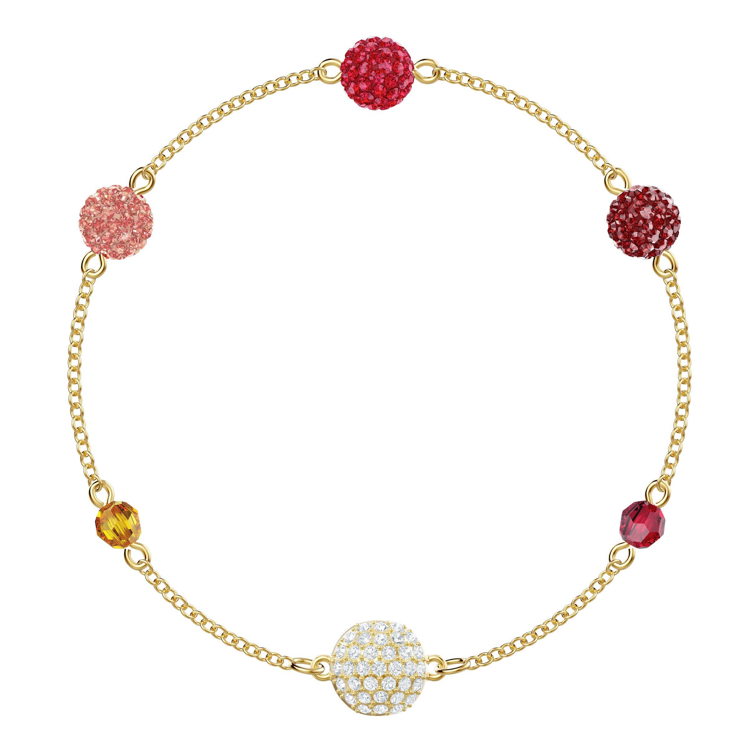 Swarovski Women's Strand Bracelet, Brilliant Crystals, Magnetic Closure, from the Swarovski Remix Collection