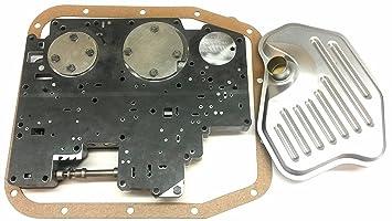 4r70 W 4r75 W remanufacturados 2001 – 08 Válvula cuerpo transmisión