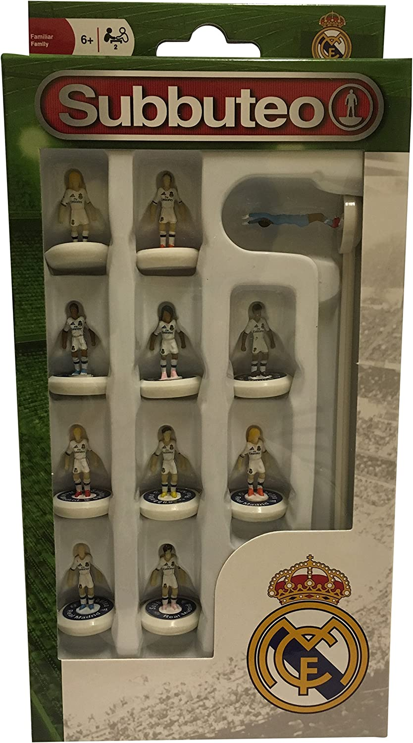Paul Lamond 3048 Real Madrid Team - Juego de Mesa: Amazon.es ...