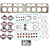 SCITOO MLS Head Gasket Kits Replacement Compatible for GMC Savana Yukon XL for Isuzu Ascender for Chevrolet Tahoe 4.8L 5…