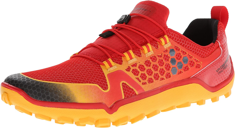 Trail Freak - Zapatillas de running, Red/Orange, 47: Amazon.es: Zapatos y complementos