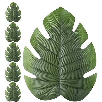 Mantel individual para mesa de JYCRA, hoja de loto de alta calidad, hojas de