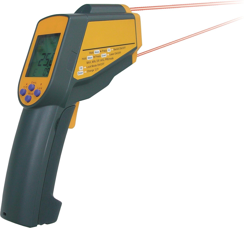Amazon.com: irt424 – 2L – Heavy-Duty dual-laser Termómetro ...
