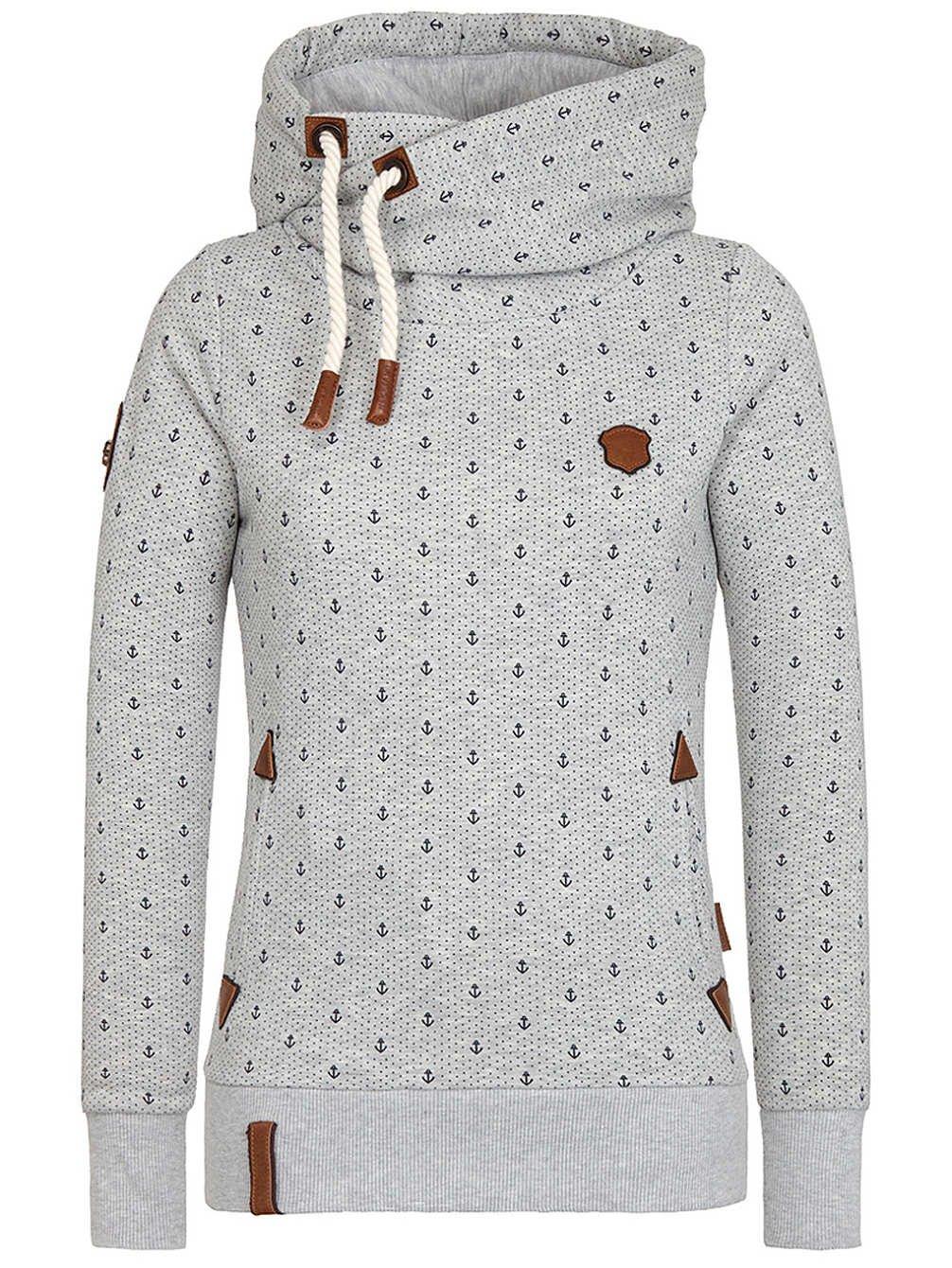 Pivaconis Mens Full-Zip Knitted Casual Long Sleeve Plain Hoodie Sweatshirt Coat