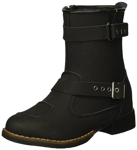 Joe Rocket Heartbreaker Womens Boots Black, Size 8