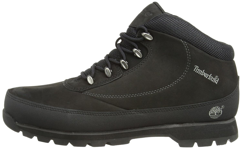 Timberland Eurobrook Chaussure Homme Noir Taille 40  Amazon.fr  Chaussures  et Sacs a1b60b3256ca