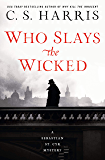 Who Slays the Wicked (Sebastian St. Cyr Mystery Book 14)