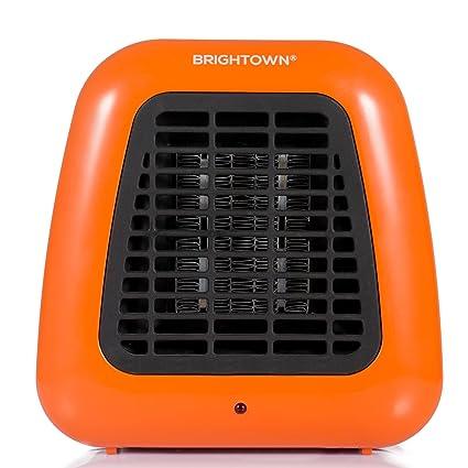 Personal Ceramic Portable Mini Heater For Office Desktop Table Home Dorm,  400 Watt