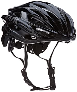Kask - Mojito 16 - Casco para bicicleta, Adultos , Negro/Antracita, M