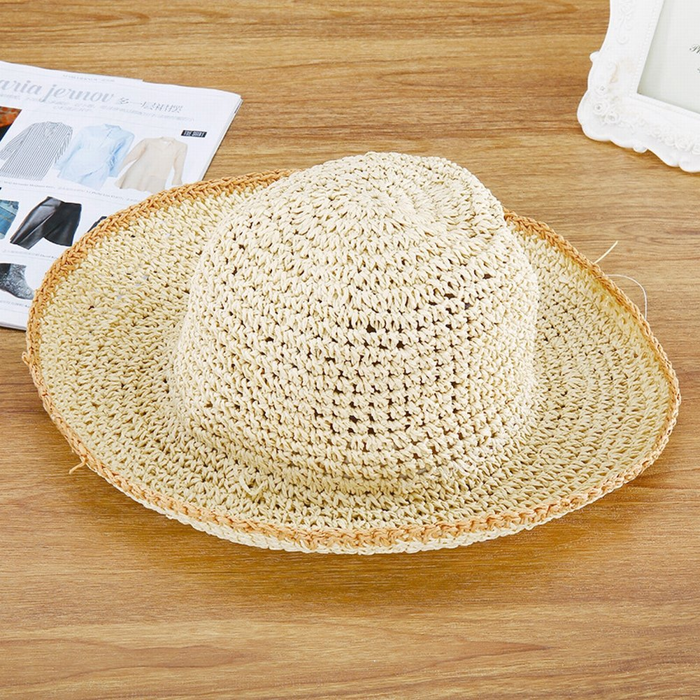 Sombras Rafi Hierba Crochet Sunbathing Dom Hat Outlet Playa Cuerda Camisa , pulir , Cuerda Playa de ajuste de tamaño incorporada 85ac76