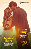 Casal de Ouro + Cenário de Sedução: Harlequin Coleção Doce Romance - ed. 005