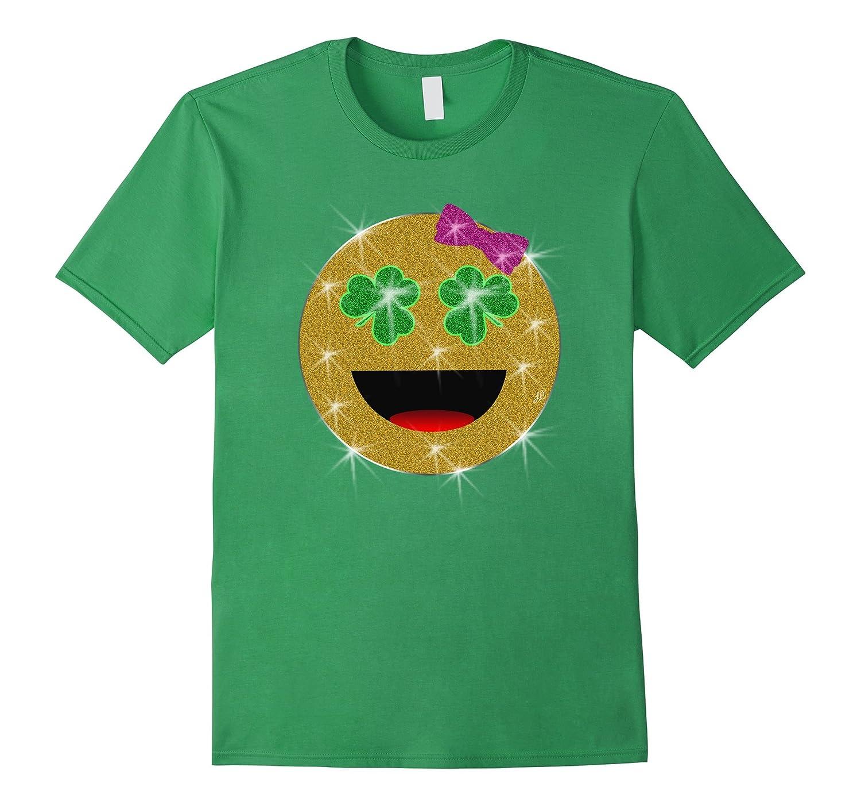 Patricks Emoji T Shirt Girls Women-Teesml