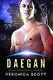 Daegan: A Badari Warriors SciFi Romance Novel (Sectors New Allies Series Book 10)