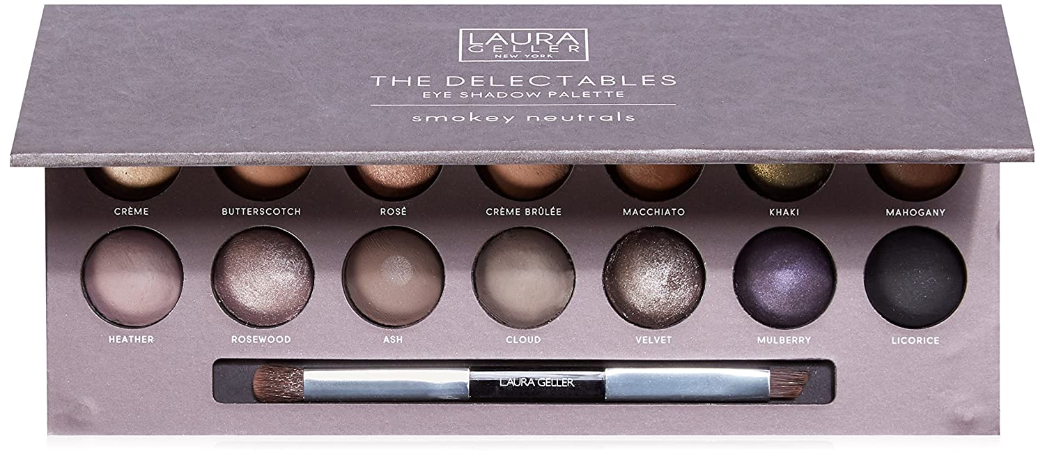 Laura Geller New York The Delectables Eyeshadow Palette In Smokey
