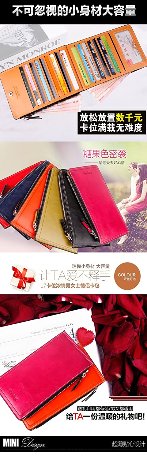 fashionable Coin Purses Quality PU leather Wallet for women Credit Card Holder