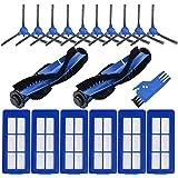 JoyBros 19 piezas de repuesto compatibles para accesorios Eufy RoboVac 11S Max, RoboVac 15C Max, RoboVac 30C Max Cleaners Swe