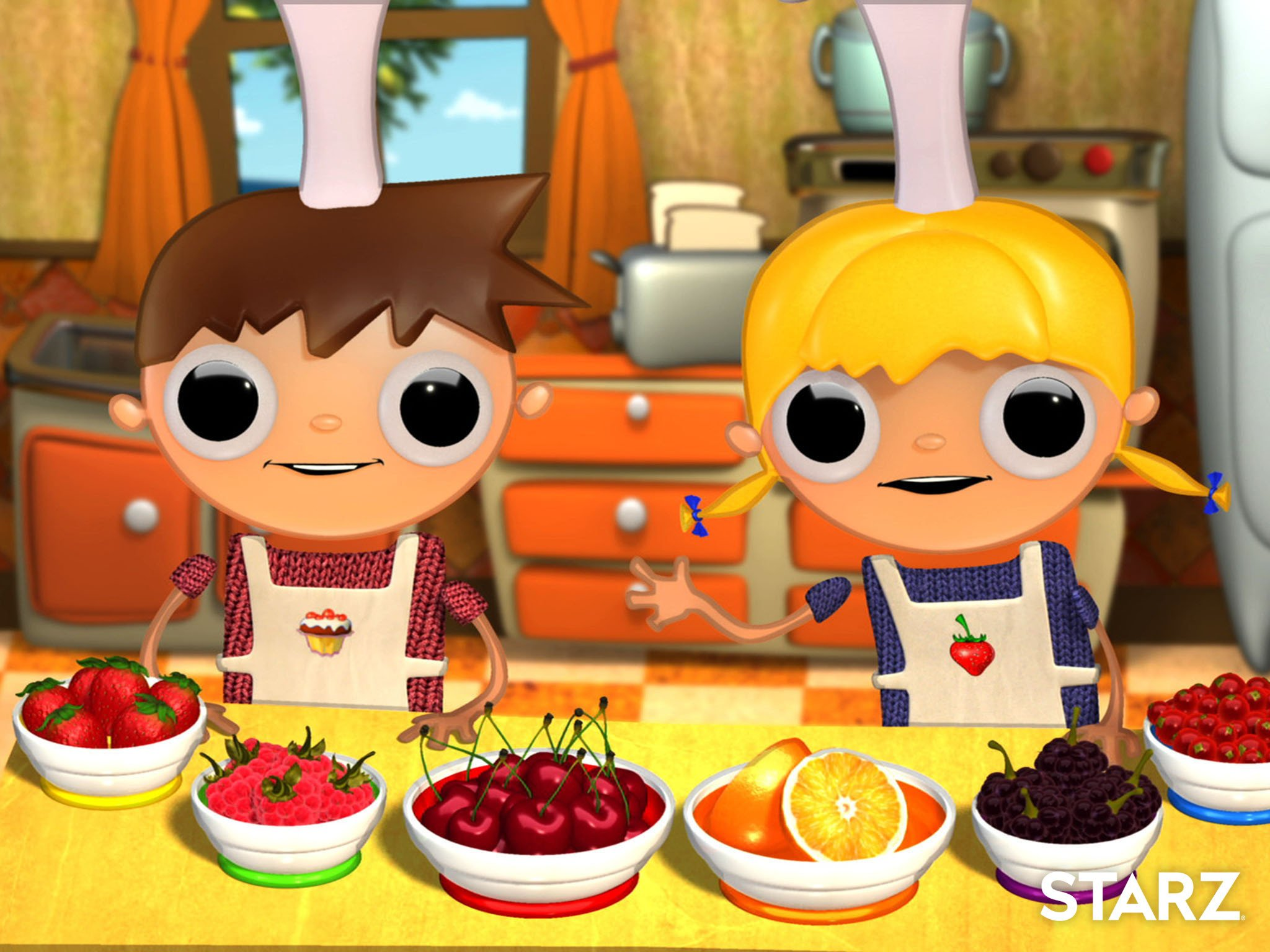 Watch Telmo & Tula: Pequeños Cocineros | Prime Video