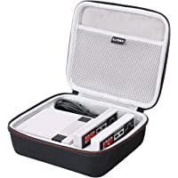 LTGEM NES Nintendo Entertainment System Classic Edition Case - Travel Protective Carrying Case for NES Classic Edition