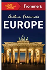 Arthur Frommer's Europe (Color Complete Guide) Paperback