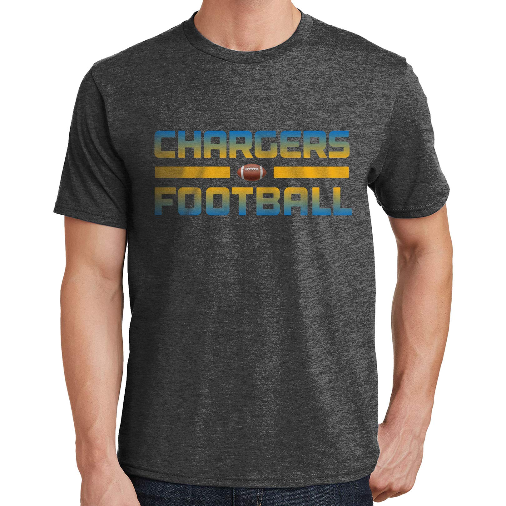 Chargers Football S T Shirt Sports Team 3271 8433