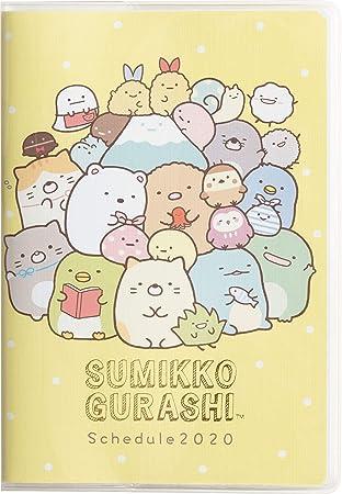 Amazon.com: San-X Sumikko Gurashi - Agenda (grupo): Office ...