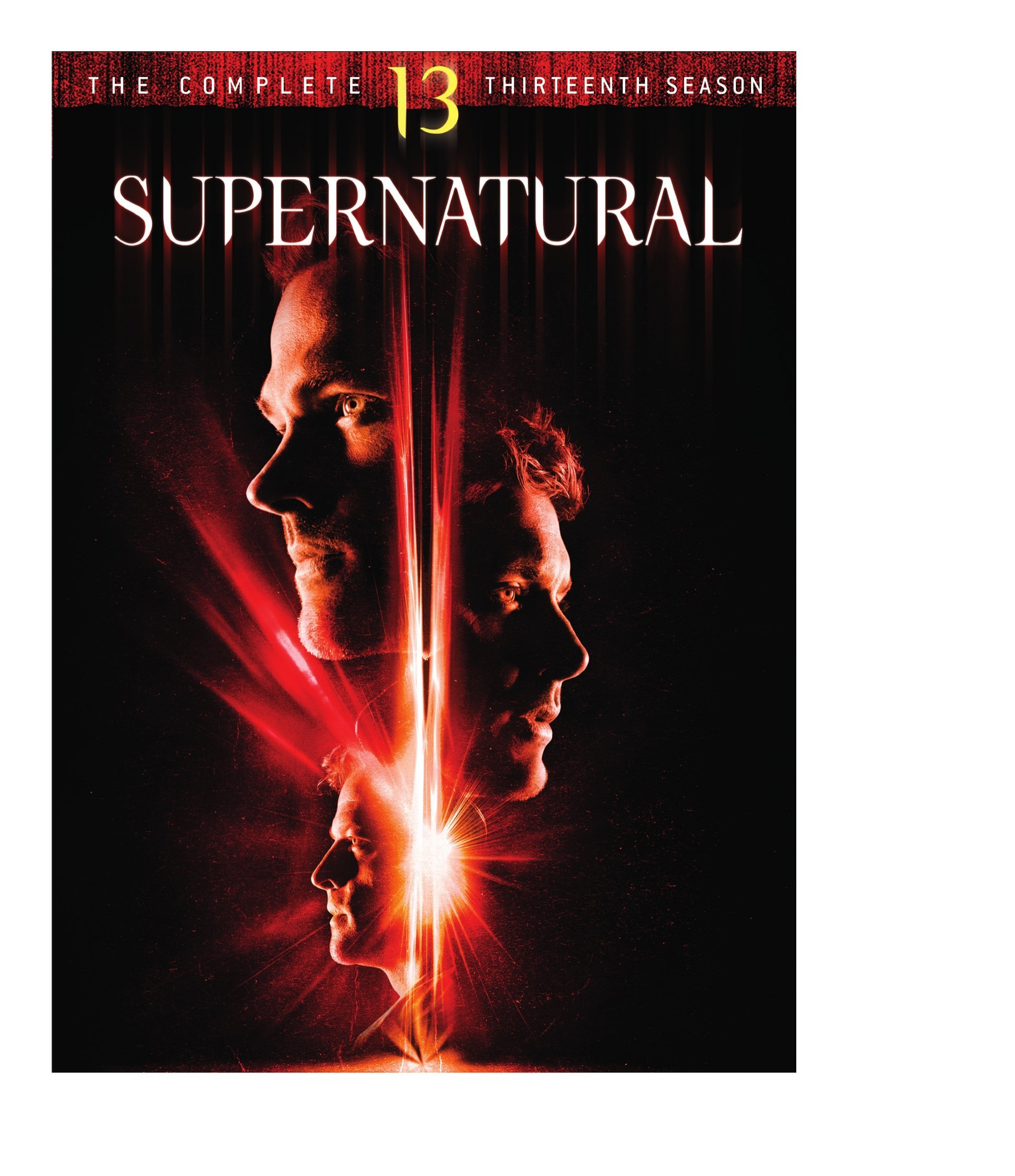 DVD : Supernatural: The Complete Thirteenth Season (Boxed Set, 5PC)
