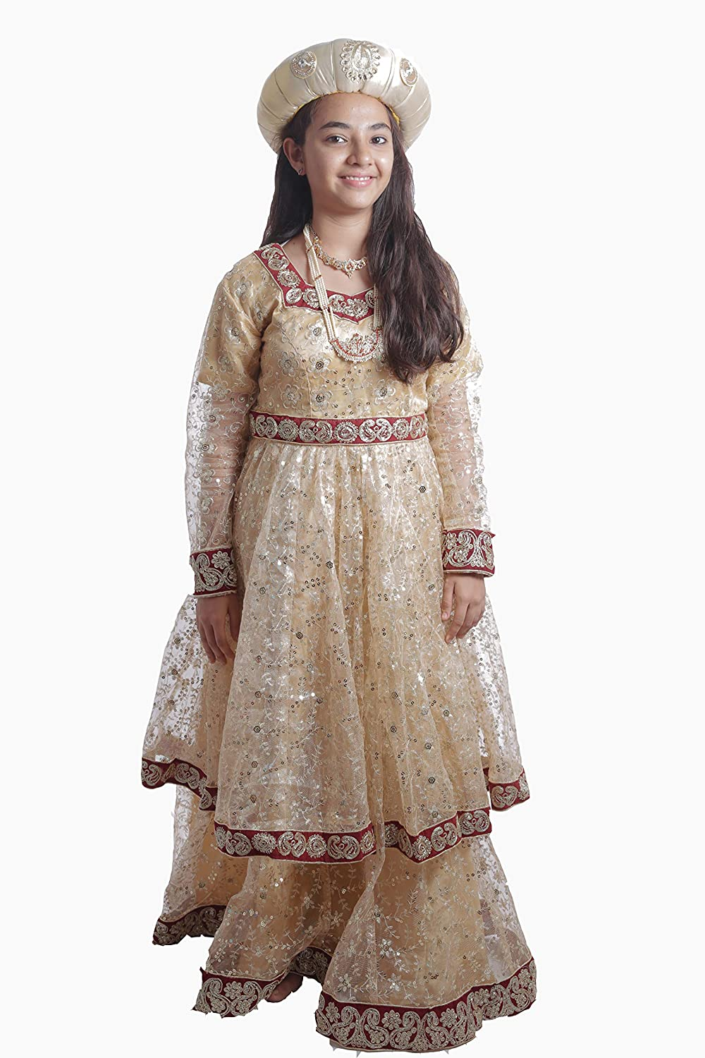 Buy Unbox Wishlist Bajirao Mastani Queen Costume Online At Low Prices In India Amazon In