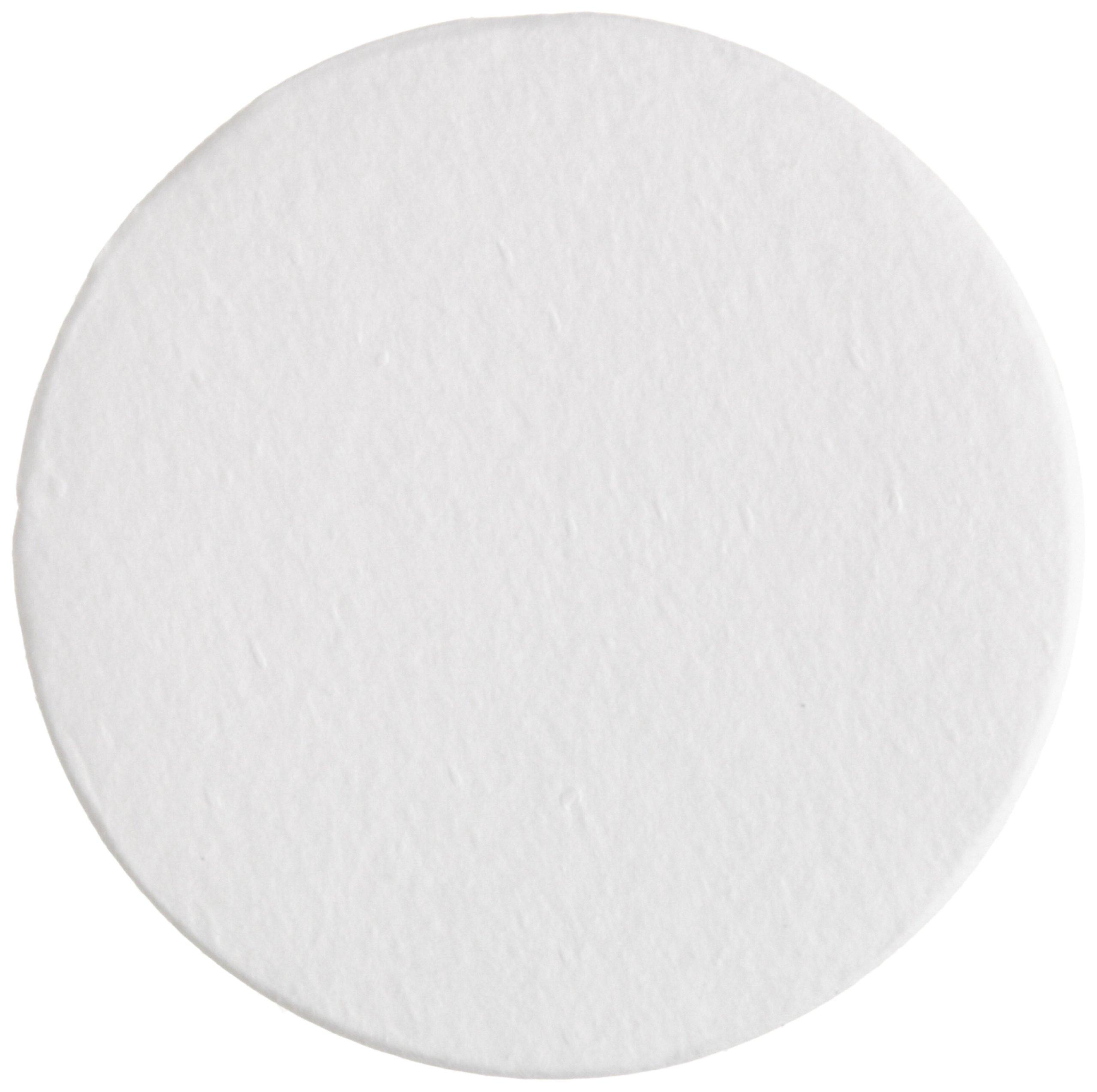 Ahlstrom 1610-0470 Borosilicate Glass Microfiber Filter Paper, 1.1 Micron, Medium Flow, Grade 161, 4.7cm Diameter (Box of 100) by Ahlstrom