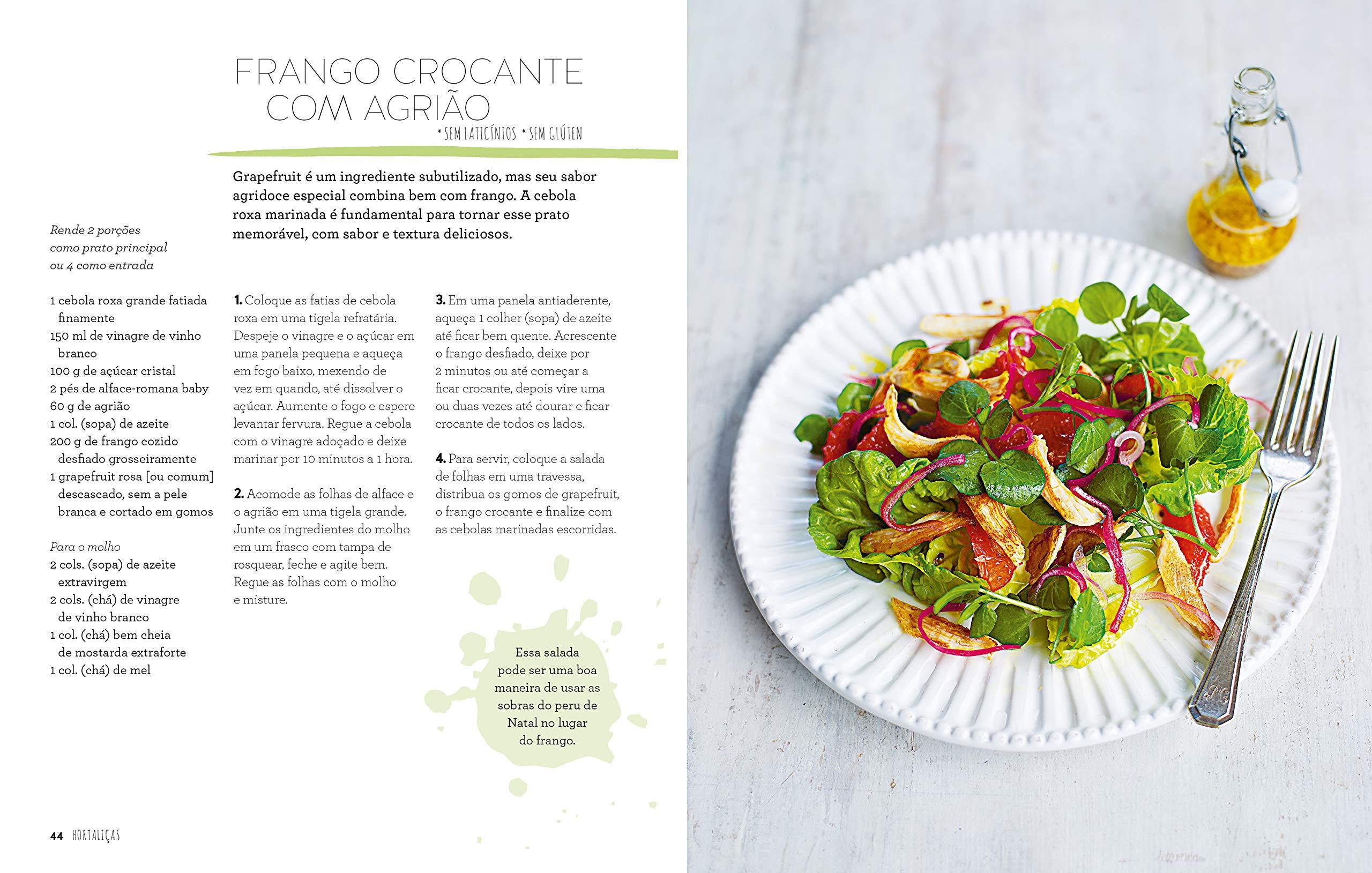 Os Beneficios das Hortalicas - 40 Receitas Incriveis para Reforcar a Alimentacao (Em Portugues do Brasil): Claire Rodgers: 9788568684856: Amazon.com: Books