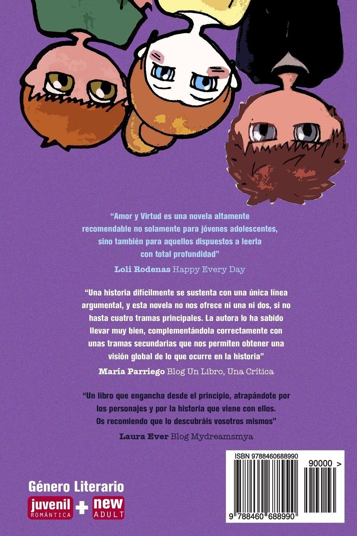 AMOR Y VIRTUD (tapa blanda): Prudencia, Fortaleza, Templanza ...
