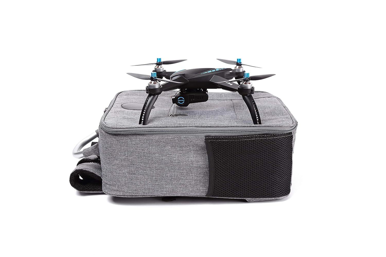 Amazon.com: Leoie Shoulder Bag for MJX R/C Carrying Case Double-Shoulder Backpack of Brushless Motor Bugs 5 w: Toys & Games