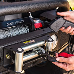 Smittybilt 97495 XRC Tow Wrinch is probably one of the most important winches to consider when you are planning to get one.