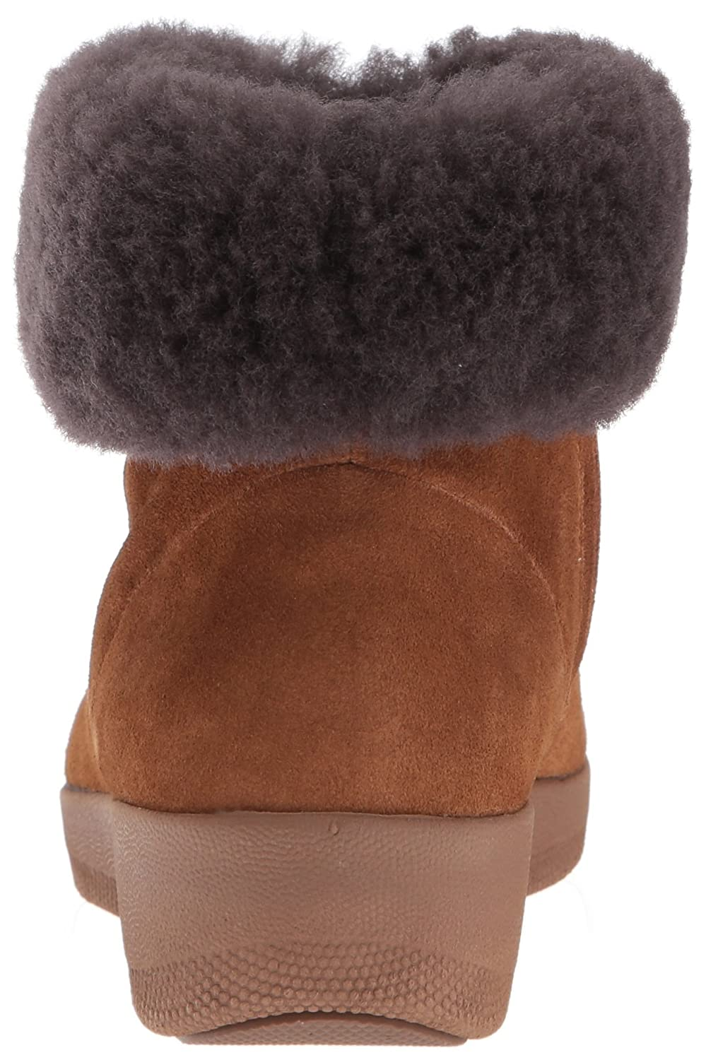 4d1c8e1846cd ... FitFlop Women s Skatebootie Suede 10 Shearling Ankle Boot B06XG579CD 10  Suede B(M) US ...