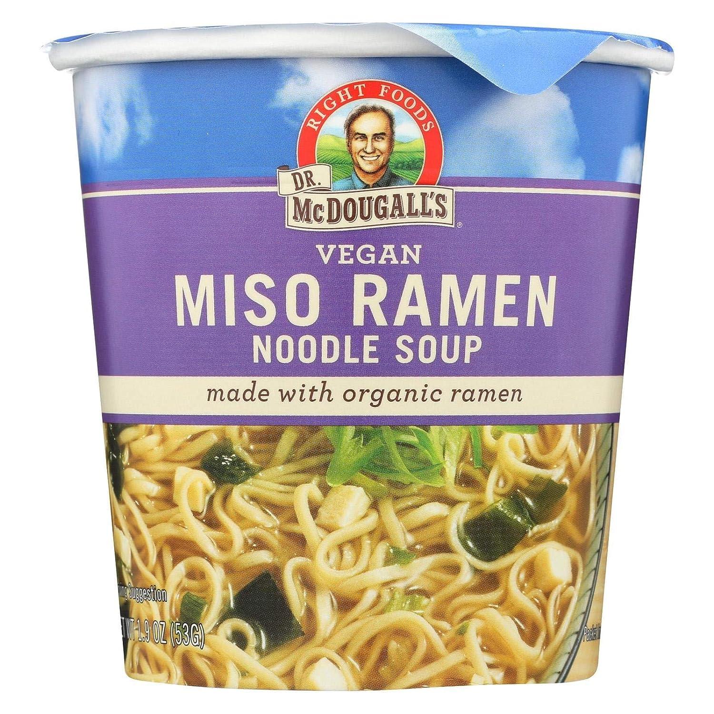 Dr McDougall's Miso Big Soup Cup ( 6x1.9 OZ)