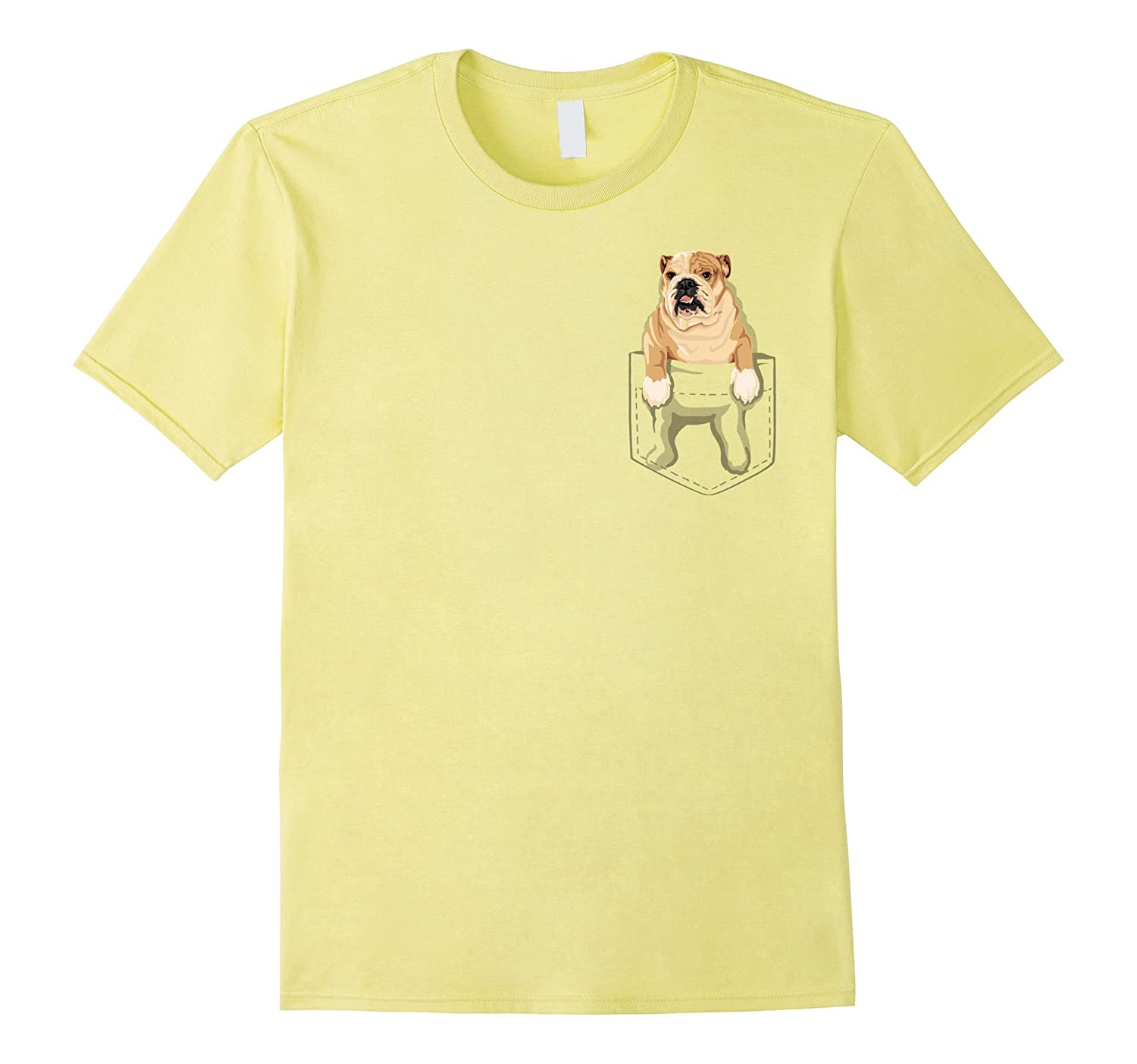 20156c851 Bulldog Pocket T-Shirt-CL – Colamaga