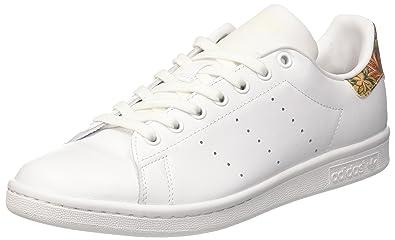 adidas Damen Stan Smith Trainer Low