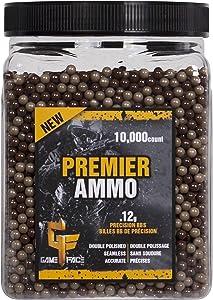 Game Face Crosman 10000 Ct. Camo Ammo 12gram AirSoft BBs, Multi, One Size