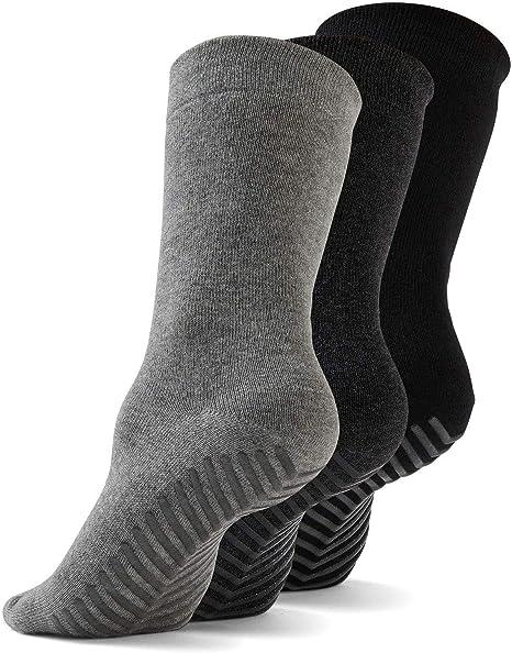 Amazon.com: Gripjoy Grip Calcetines antideslizantes para ...