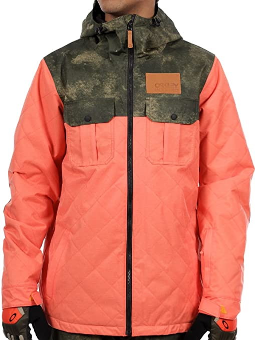 Chaqueta snow Oakley Cedar Ridge Biozone - Insulated Flare ...