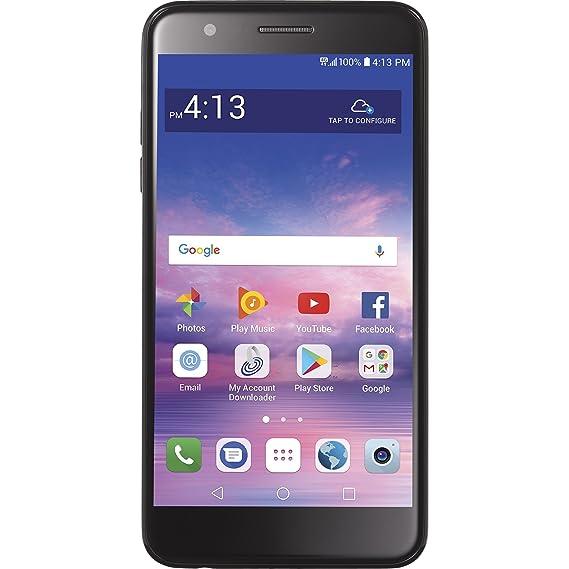 TracFone LG Premier Pro 4G LTE Prepaid Smartphone