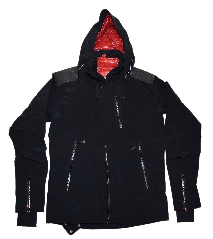 Red Rlx Ralph Waterproof Polo Black Jacket Nylon Lauren Ski Womens PXuwZTiOk