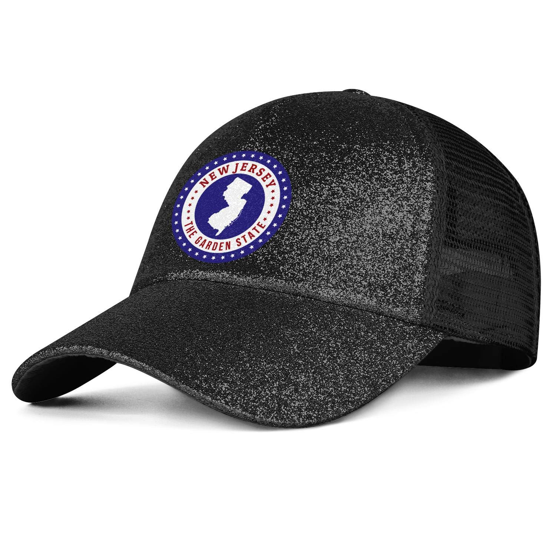 Sale23 Maryland Crab FlagWomensMeshBaseballPonytail Messy Cap Adjustable SnapbackBeach Hat