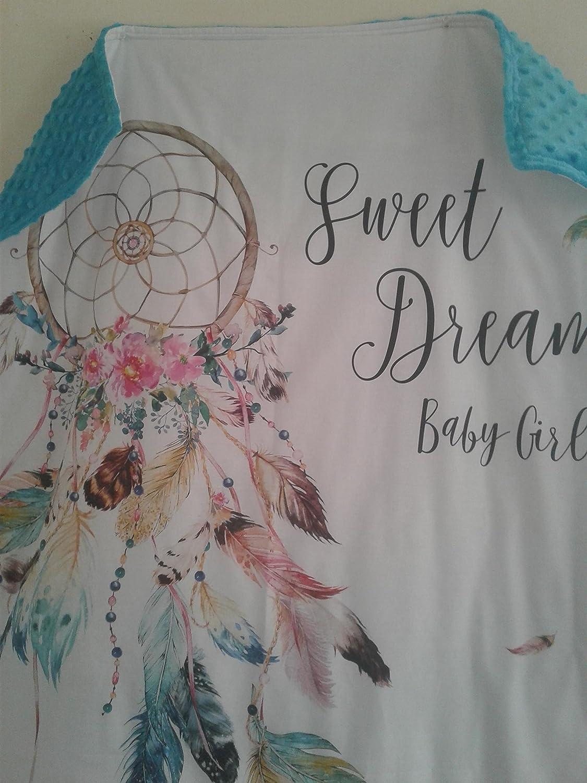 Dreamcatcher Baby Blanket Large