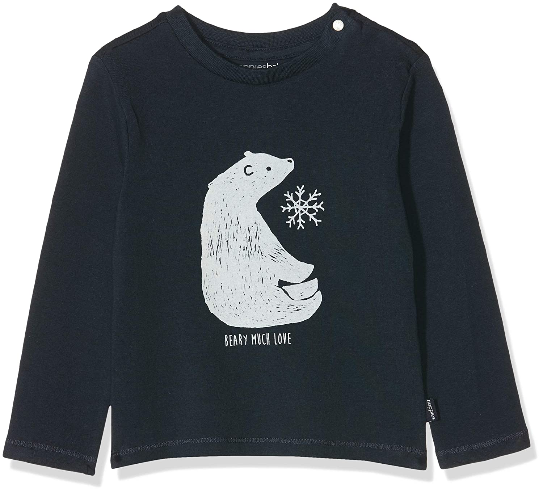 Noppies B tee Regular LS Altus Camiseta para Beb/és
