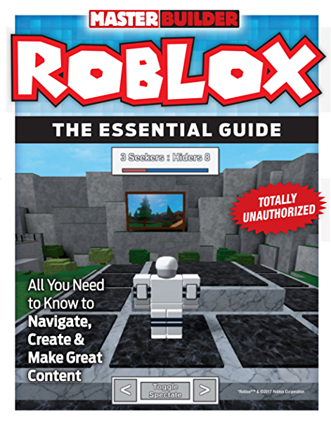 Roblox Studio Toolbox Greyed Out Amazon Com Master Builder Roblox The Essential Guide Ebook Triumph Books Kindle Store