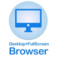 FullScreen Desktop Browser
