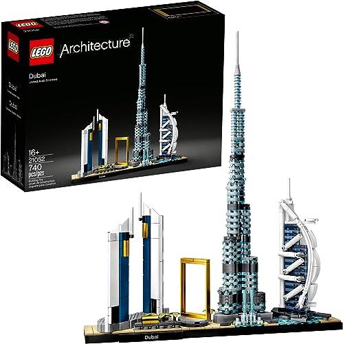 LEGO Architecture Skylines: Dubai 21052