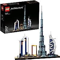 LEGO Kit de construcción Architecture Skyline 21052 Dubái (740 Piezas)